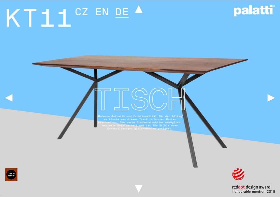 KT11-palatti website
